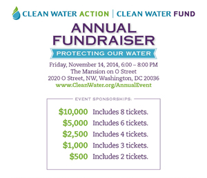 Join us to Celebrate Clean Water!