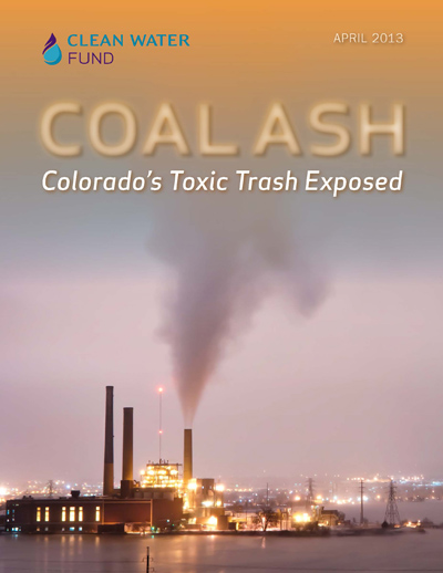 Toxic Trash Exposed: Coal Ash in Colorado