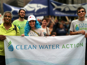 Clean Water at the People's Climate March