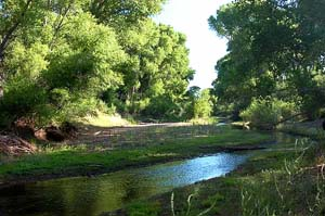 San Pedro River - Courtesy of EPA