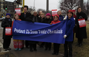 Walgreens - Time to Act on Toxic Chemicals!