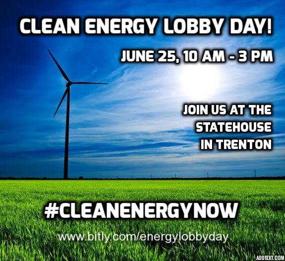 clean energy lobby day meme