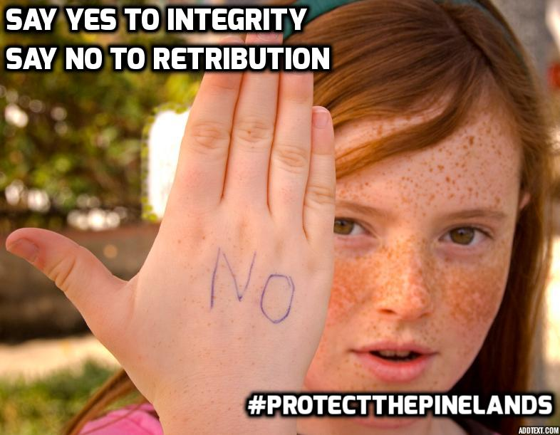protect pinelands twitter storm 2