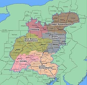 The Susquehanna River Basin