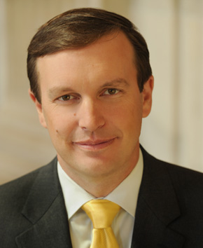 Senator Chris Murphy (D-CT). Courtesy of his office