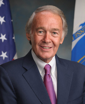 Senator Ed Markey (D-MA). Courtesy of his office