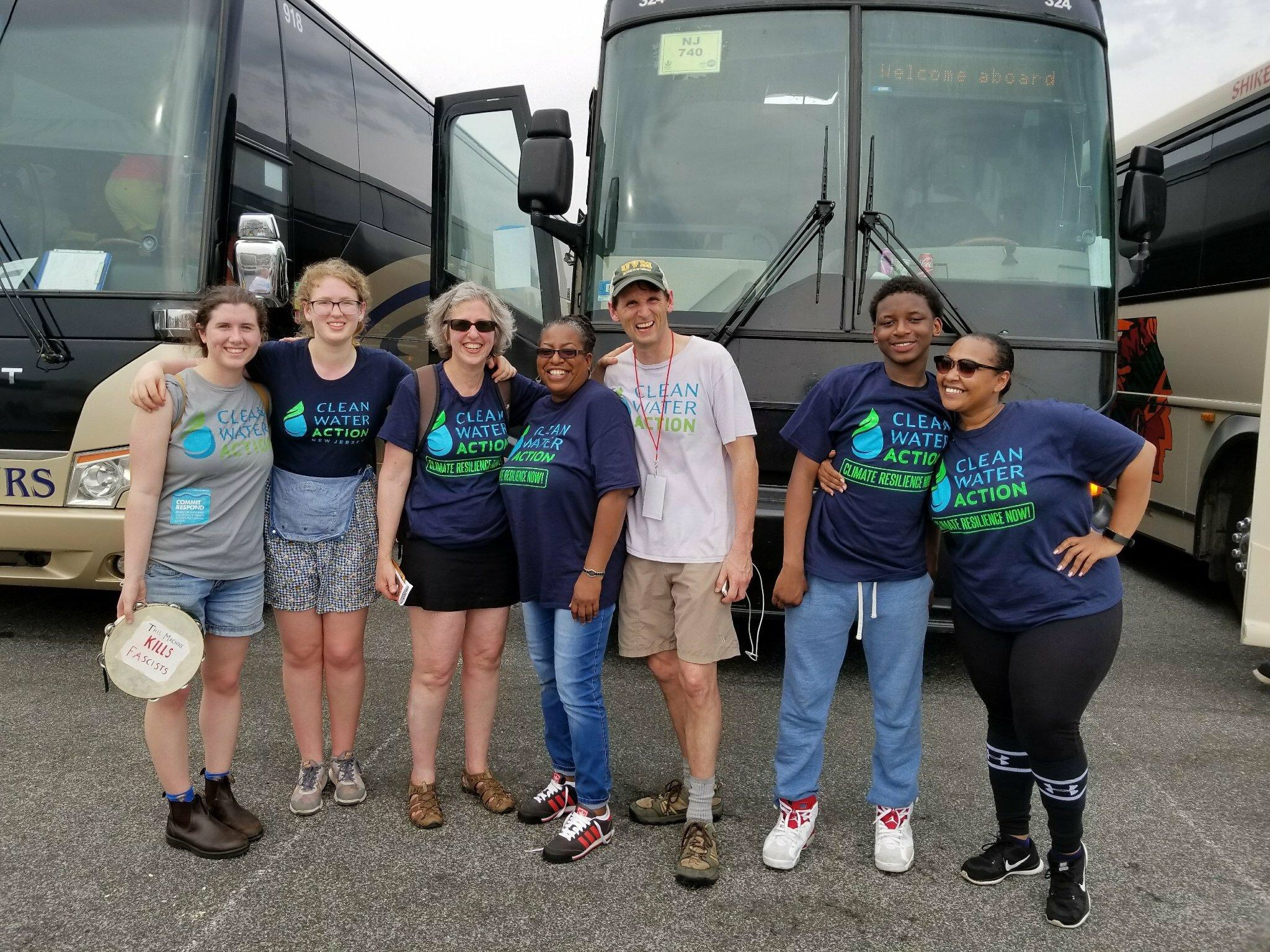 Climate March_Jeanette Mitchell_NJ