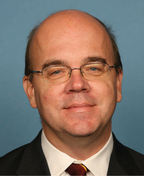 Representative Jim McGovern (D, MA2). Courtesy of his office