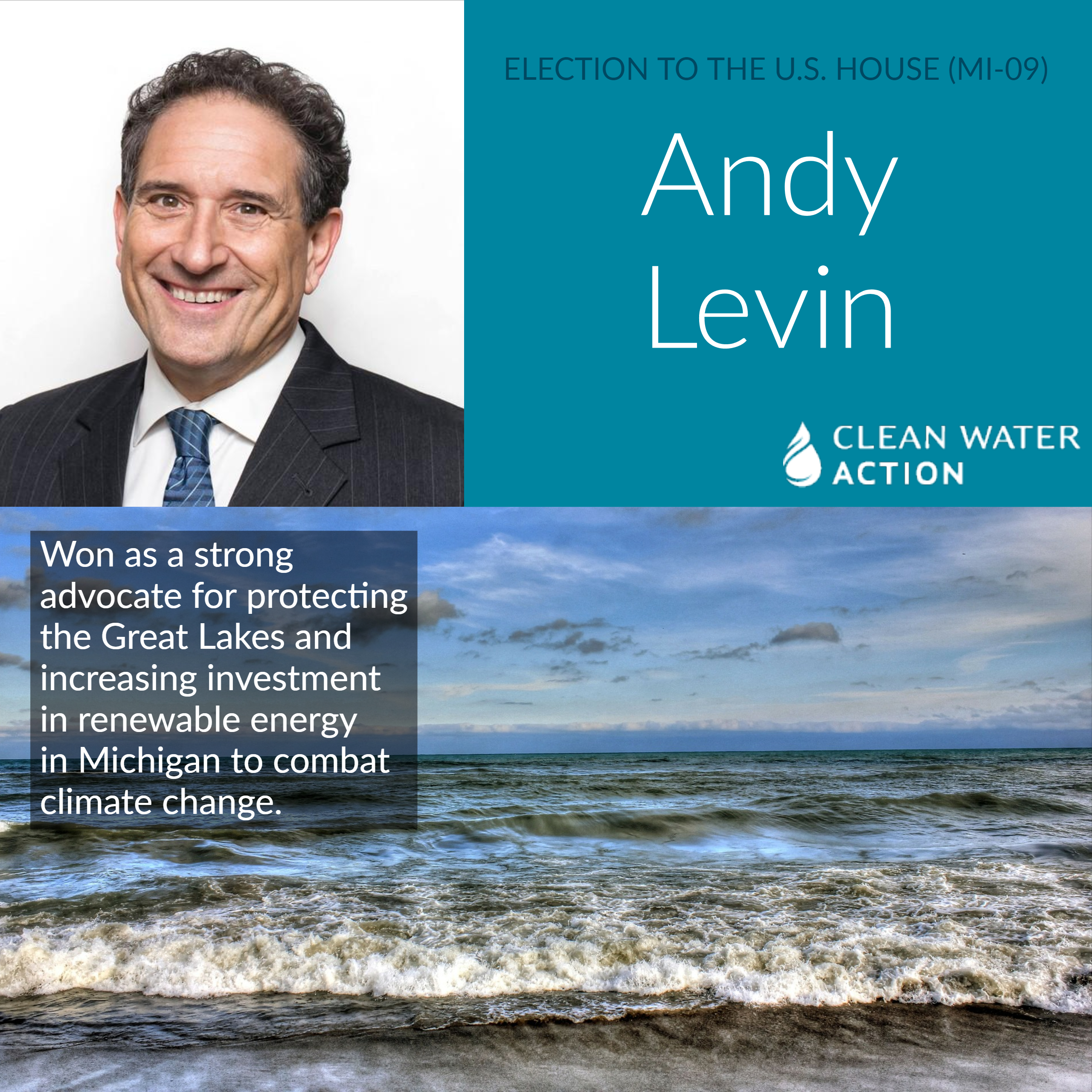 Andy Levin
