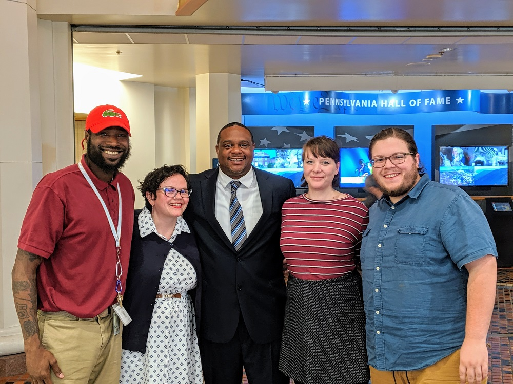 Lobby Day with Ed Gainey