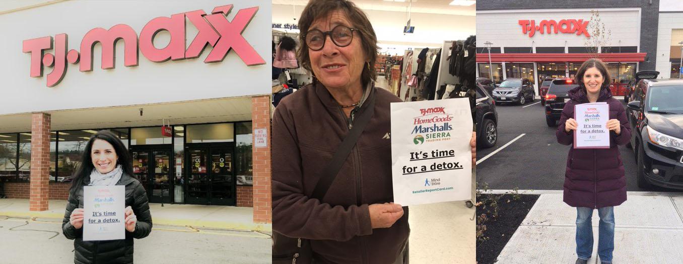 Massachusetts Mind the Store activists