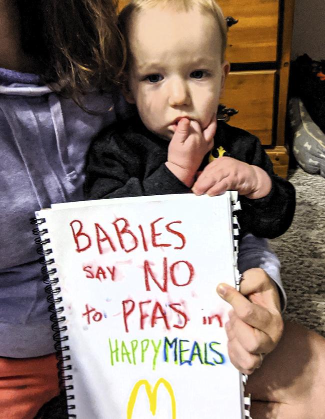 We're not Loving It - McDonald's PFAS Campaign image #2