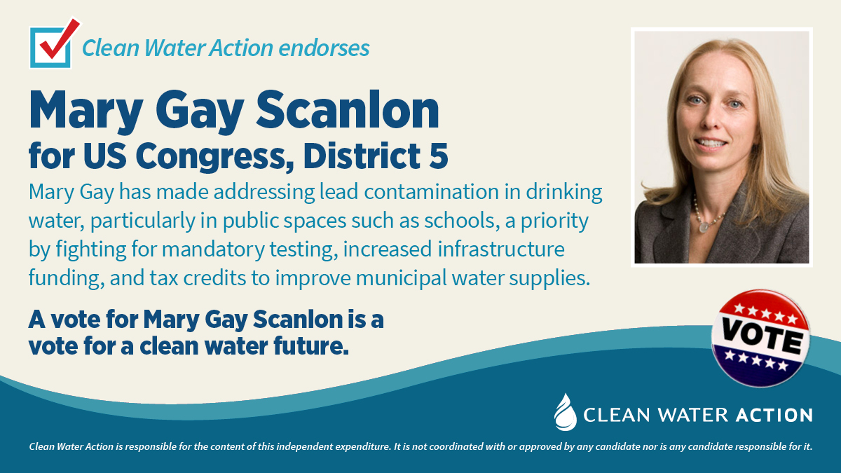 PA_Mary Gay Scanlon for Congress District 5