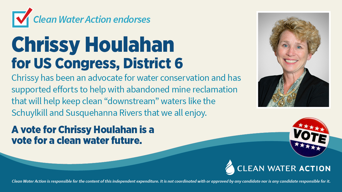 PA_Chrissy Houlahan Congress District 6