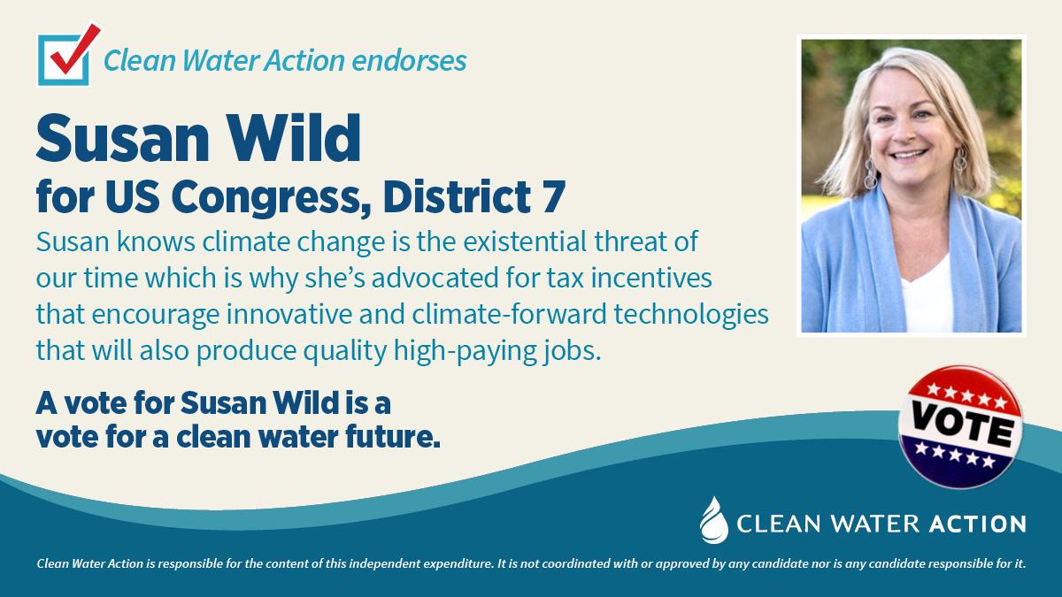 PA_Susan Wild for Congress Dist 7