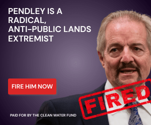 Pendley is a radical, anti-public lands extremist