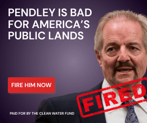 Pendley s Bad for America's Public Lands