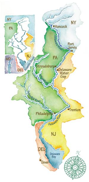 NJ_Delaware River Basin_Source DRBC