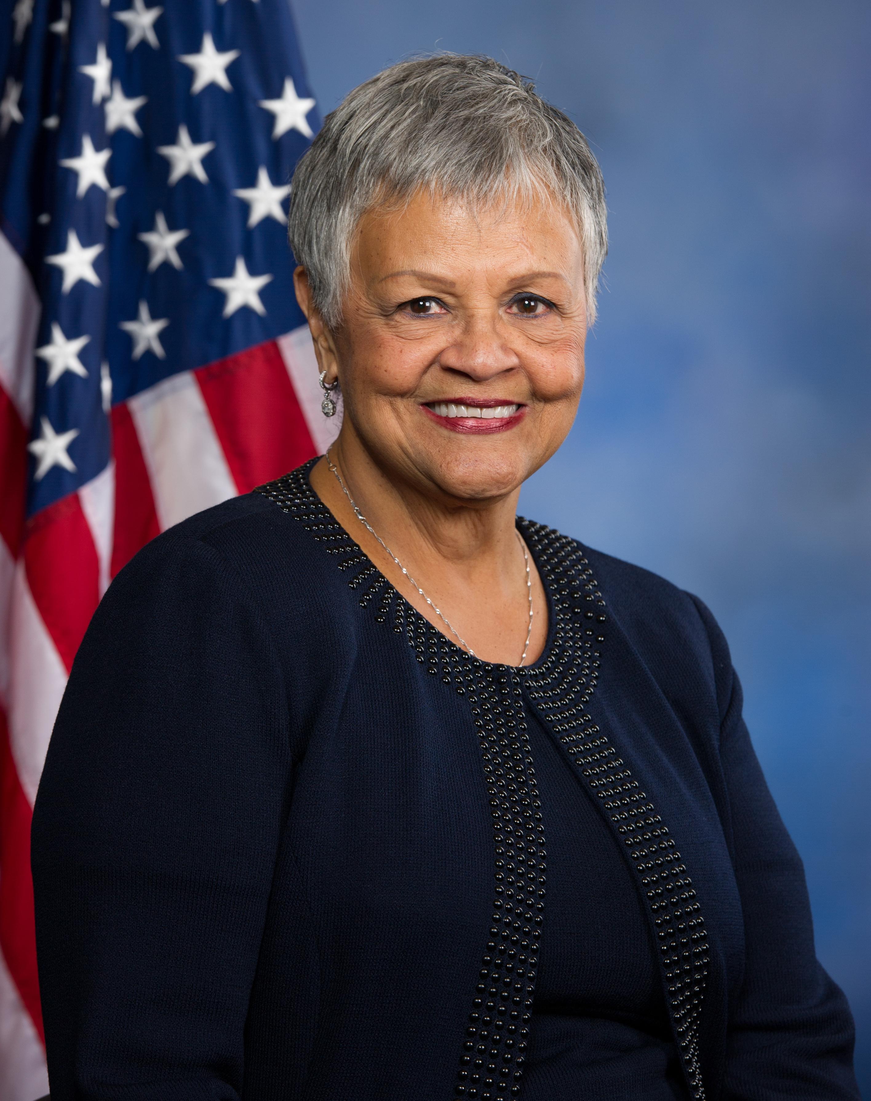 Congresswoman Bonnie Watson Coleman