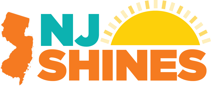 NJ Shines Logo