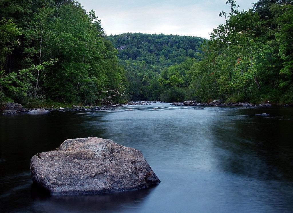 Farmington River. Credit Jon-Lewis, Flickr--Creative Commons