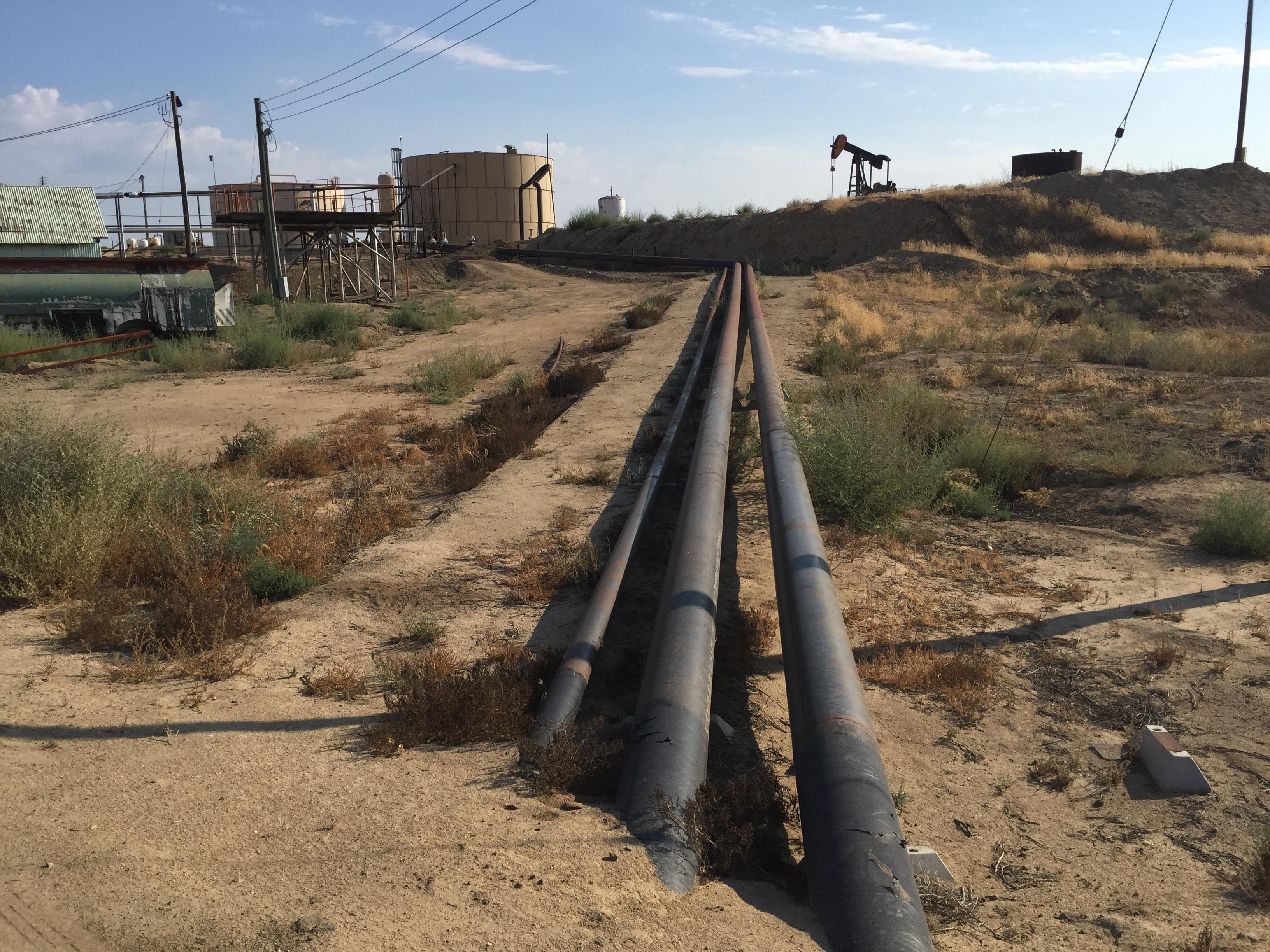 Underground injection wells