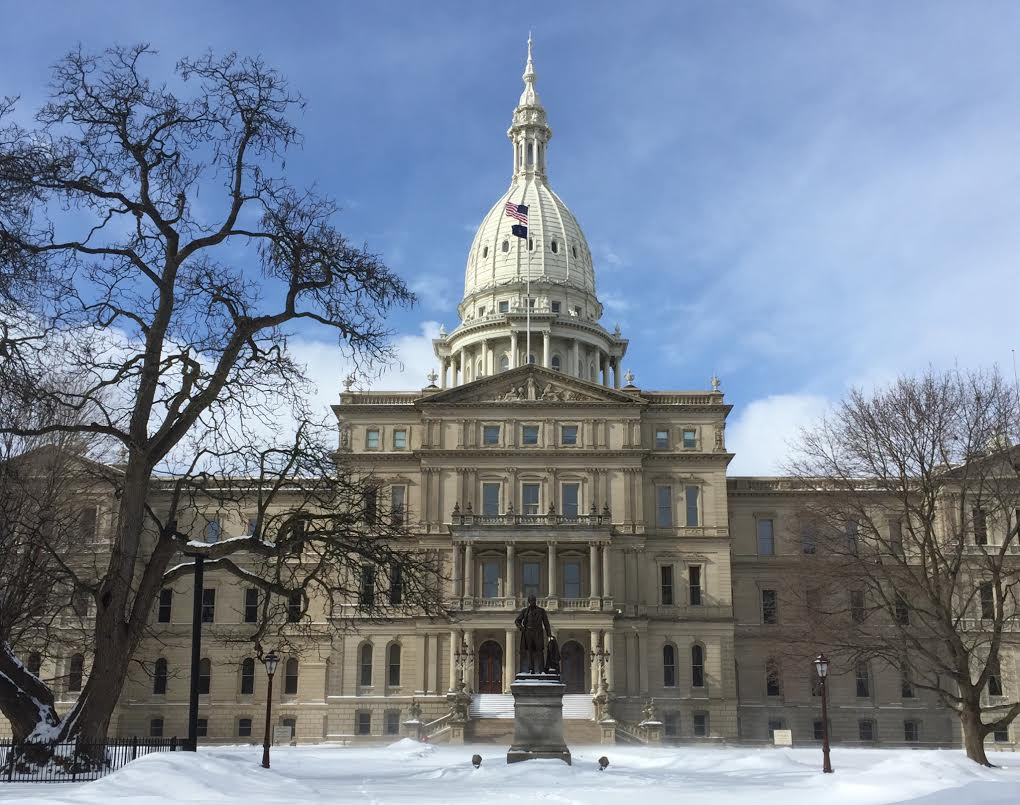 Michigan Capitol building / photo: Denny Green, Clean Water