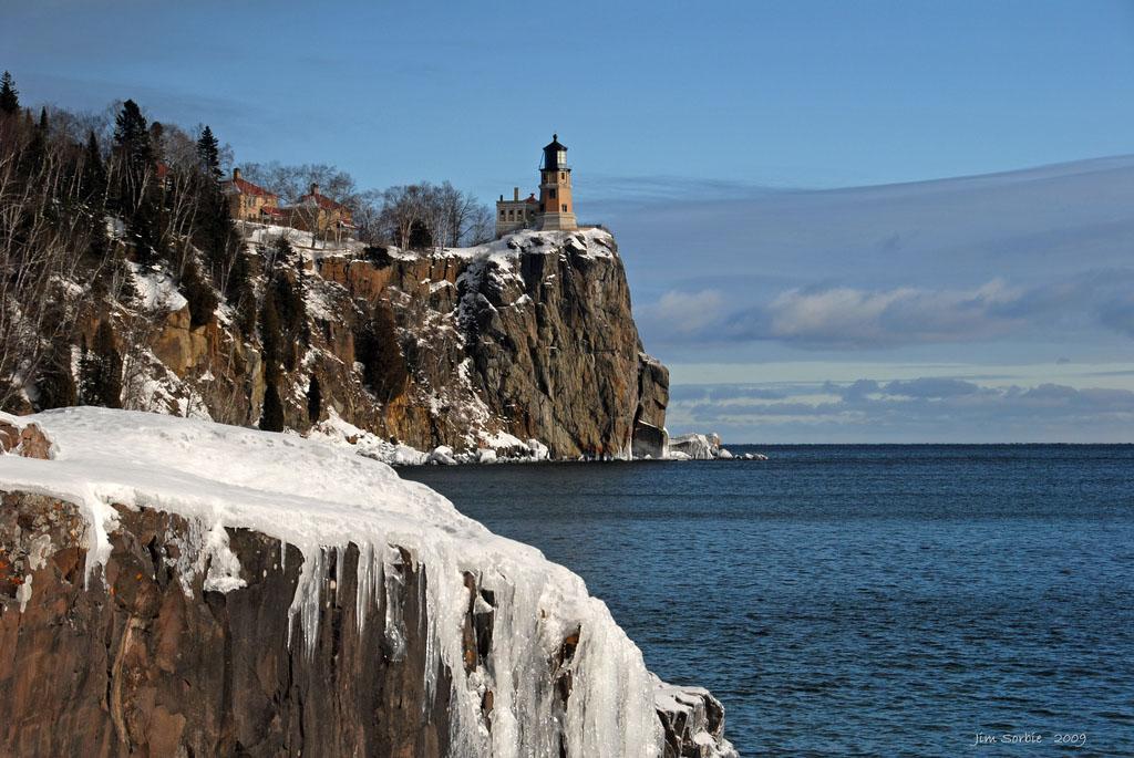 Split Rock Lighthouse, photo: flickr.com/jsorbie  (CC BY 2.0)