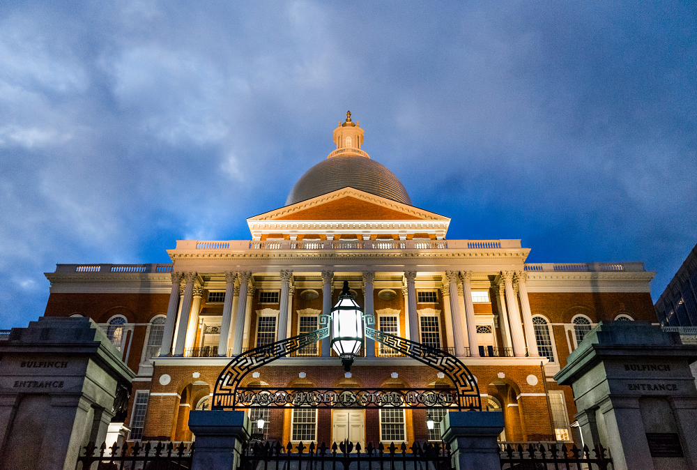 Massachusetts State House - William Zhang