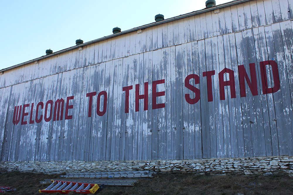 Welcome to the Stand, Lancaster Against Pipelines