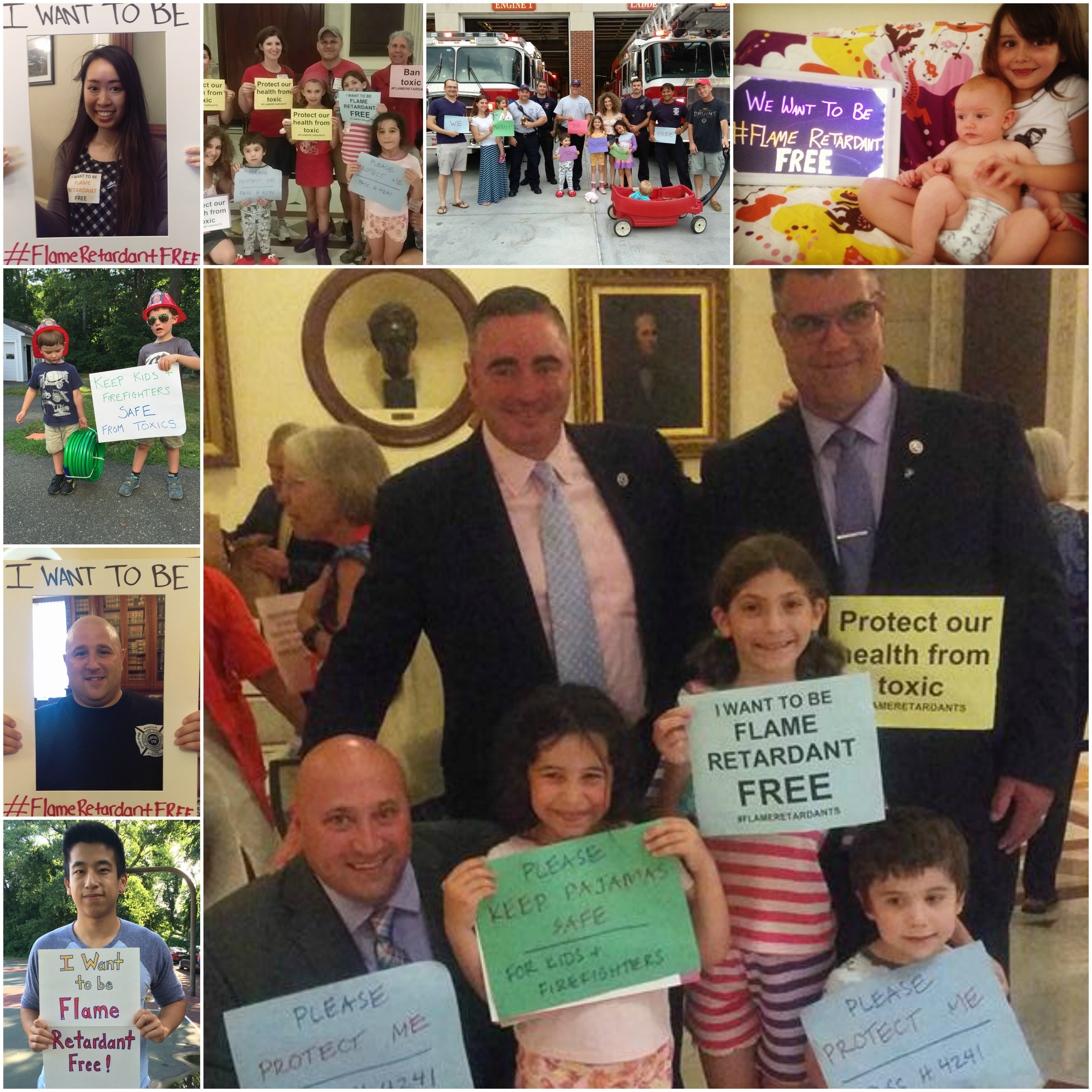 Storm the State House for Safe Chemicals