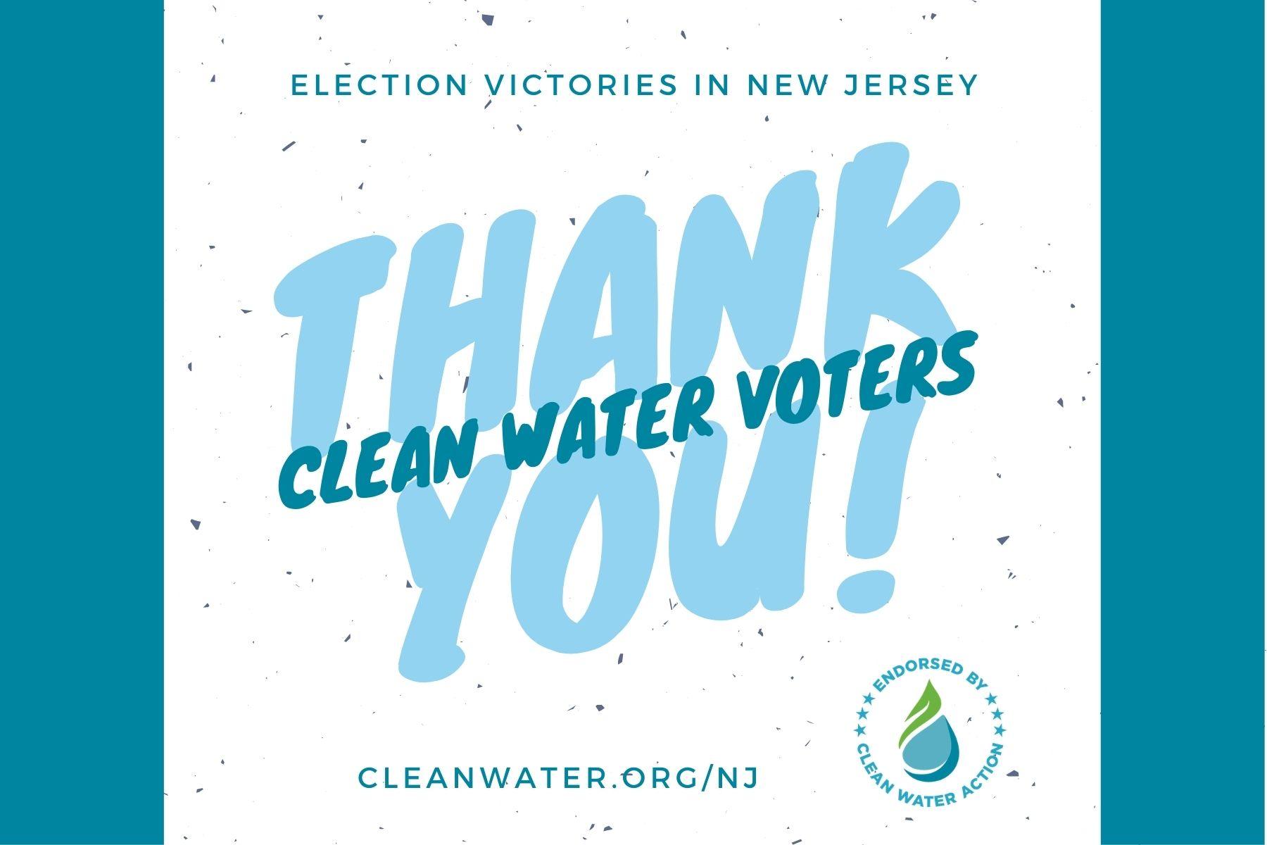 Clean Water Voters - NJ