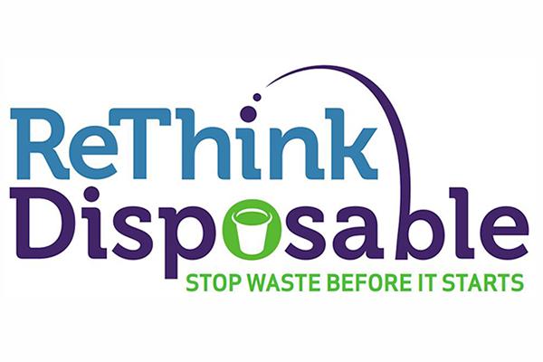ReThink Disposable logo