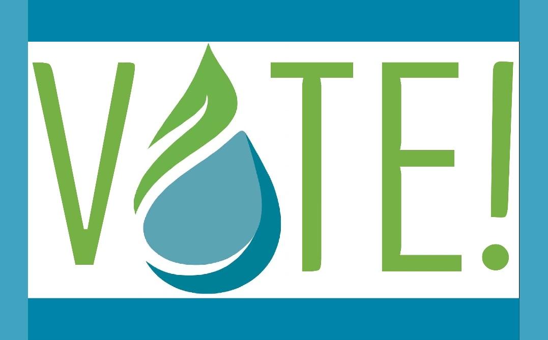 Clean Water Voter - Vote!