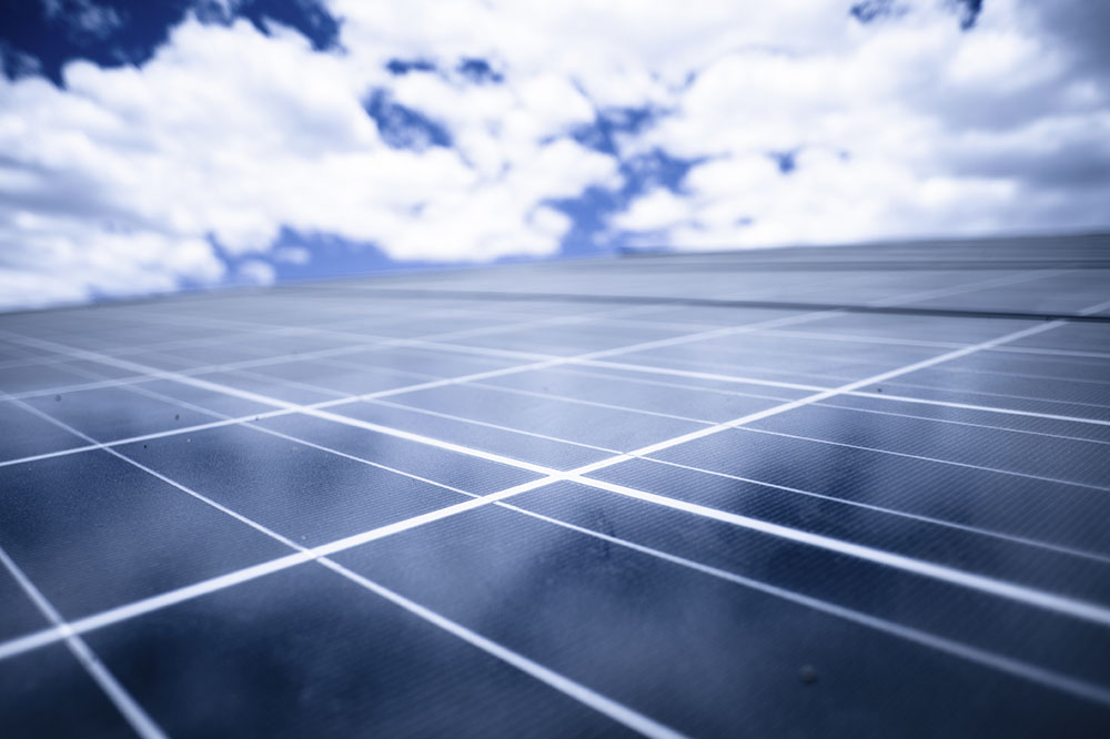 Solar panels, photo: istock