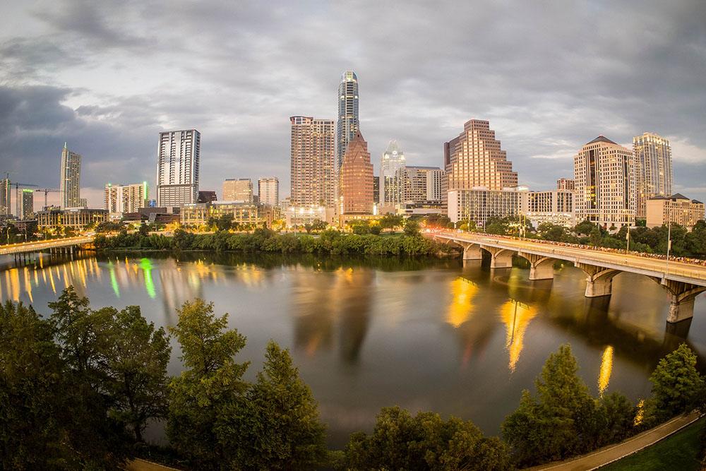Austin skyline / photo: flickr.com/normlanier (CC BY-NC 2.0)