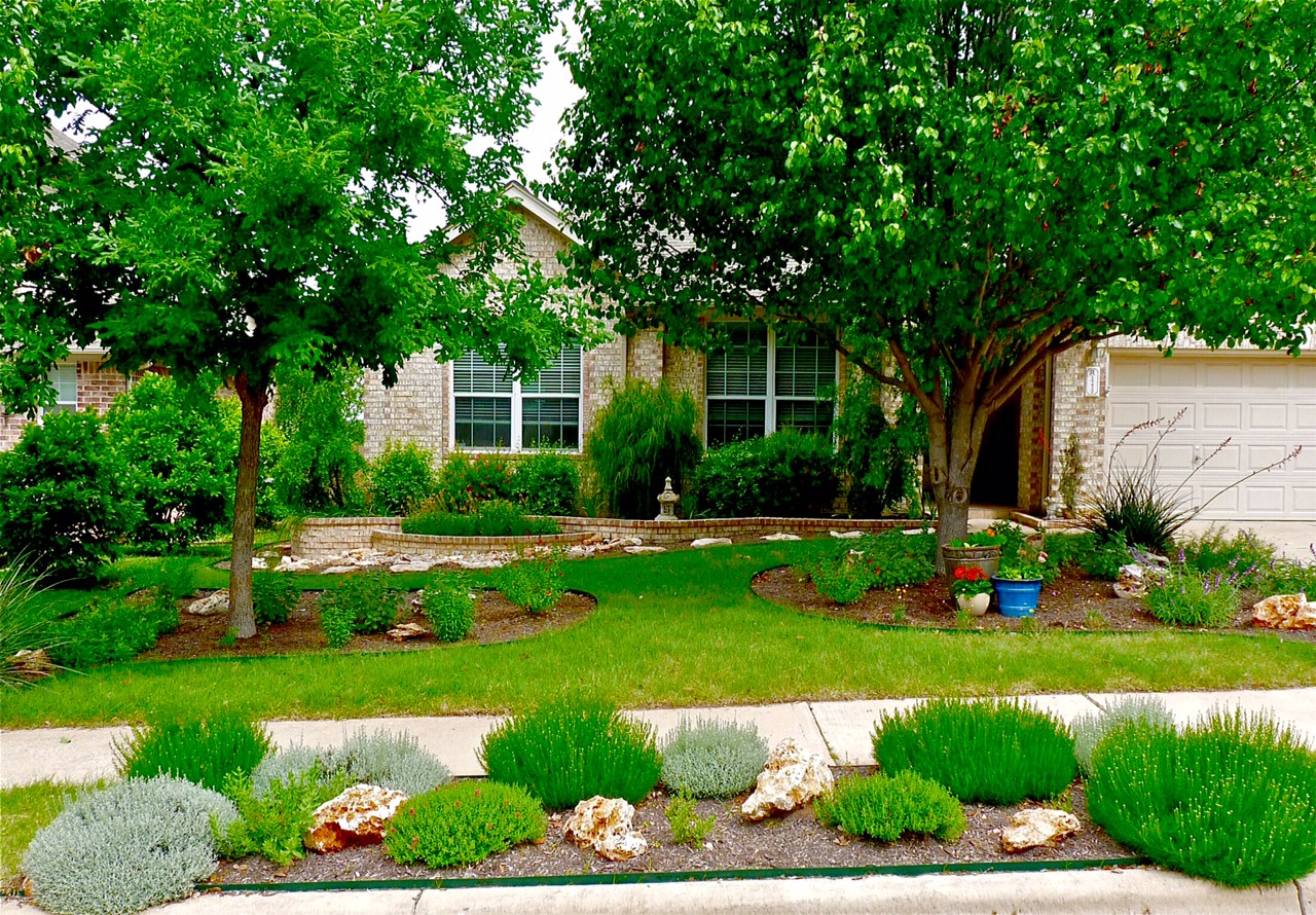 Your xeriscape headquarters clean water action for Xeriscaped backyard design