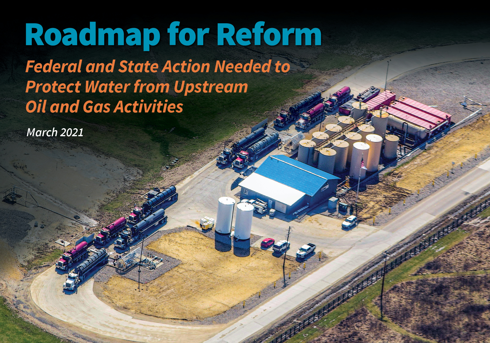 Roadmap to Reform Report cover image
