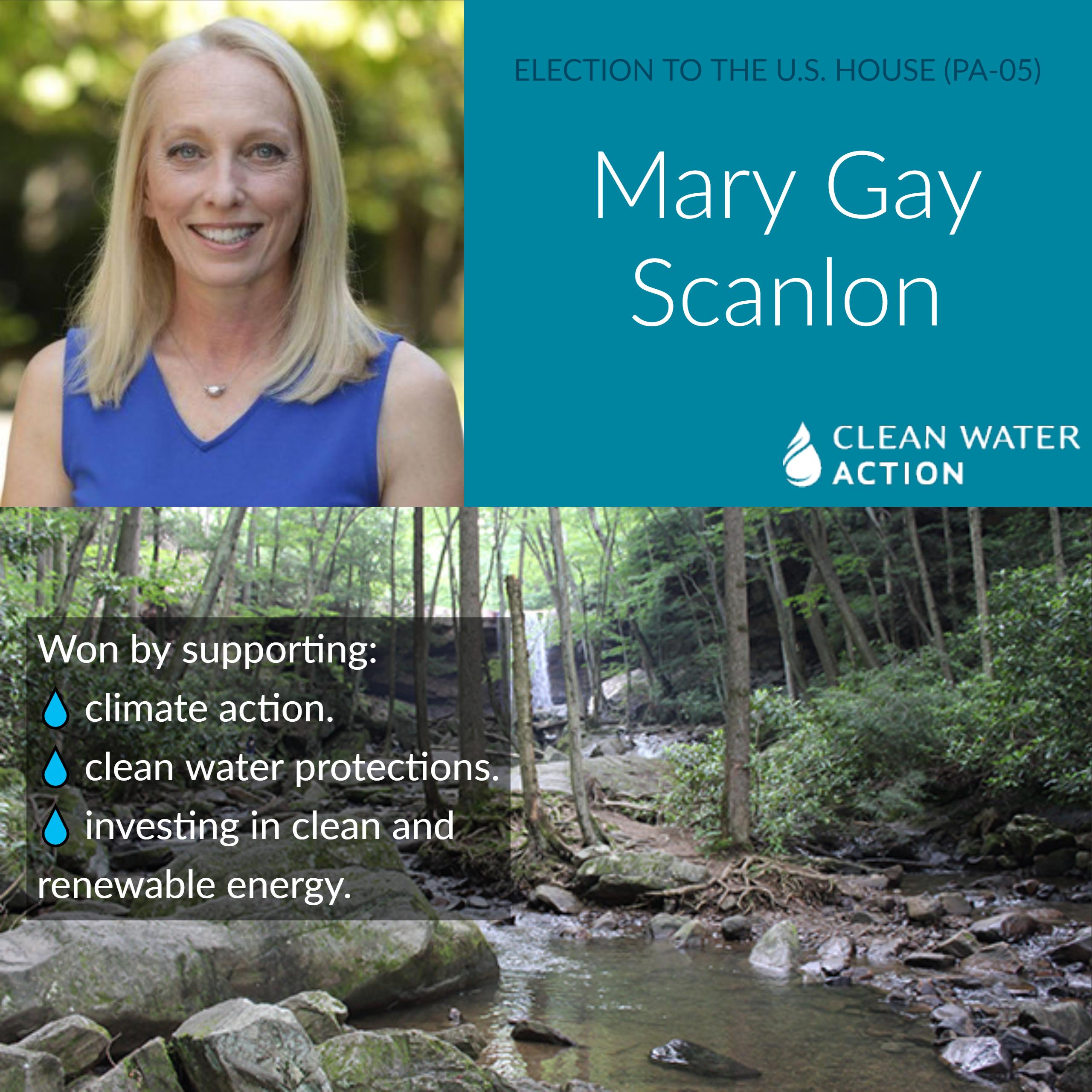 Mary Gay Scanlon