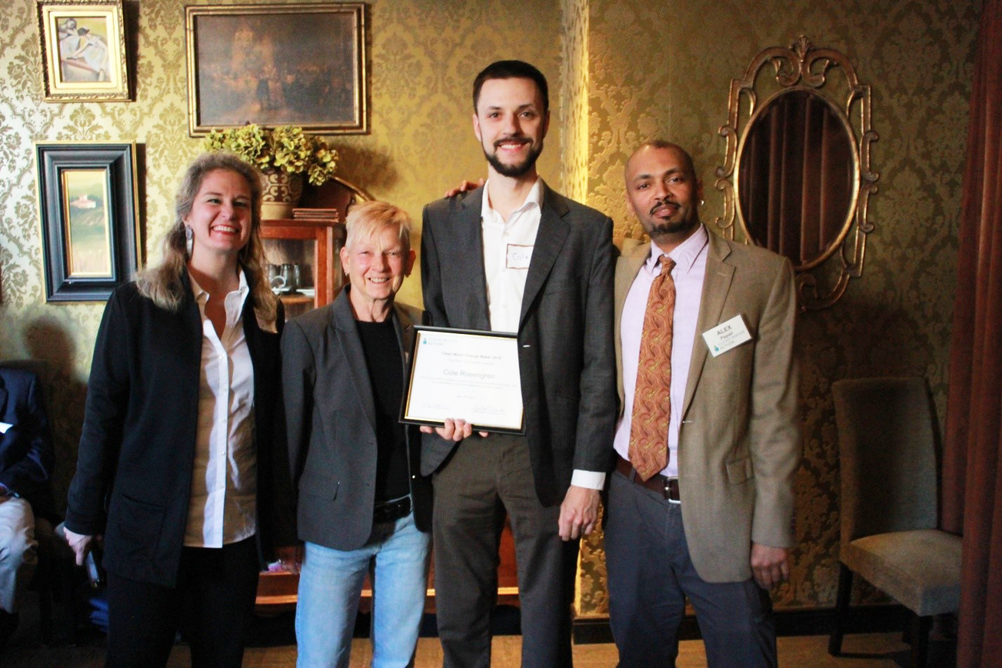 MA_Spring for Water_Cole Rosengren Award_2019