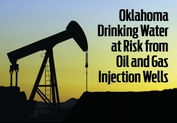 Oklahoma Drinking Water At Risk