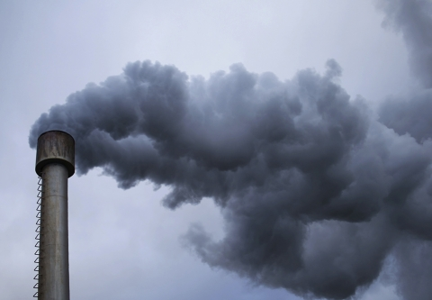 Air pollution / photo: istock