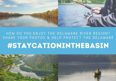 NJ #staycation in the Basin