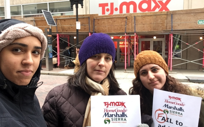 It's time for TJX to get rid of toxics
