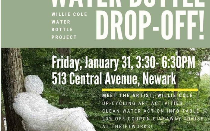 The Great Water Bottle Drop Off!