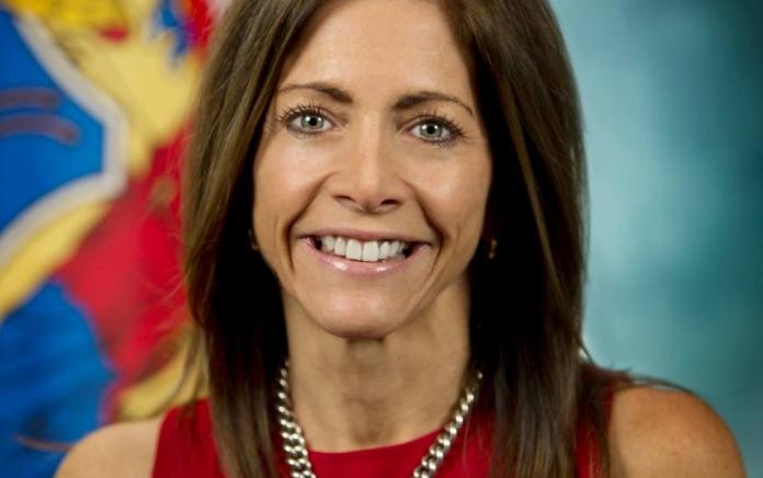First Lady Tammy Murphy, Official Photo, Source - Office of the Governor