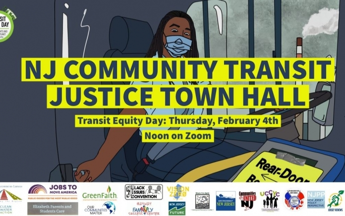 NJ Community Transit Town Hall