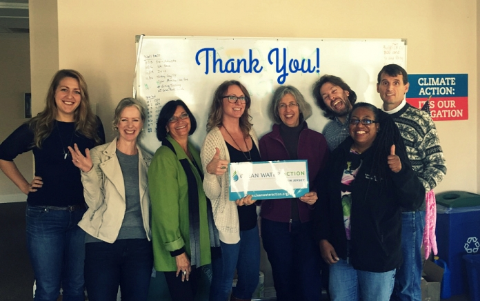 Thank you from our NJ team