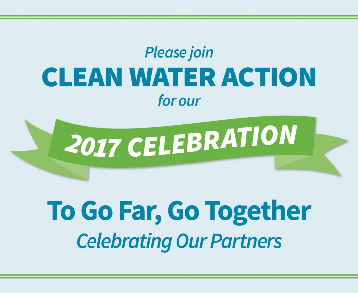 Clean Water Action - 2017 Celebration