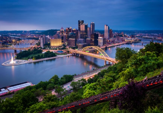 Pittsburgh. Credit: ESB Professional /  Shutterstock